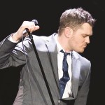 Michael Bublé – UK Arena Tour 2014