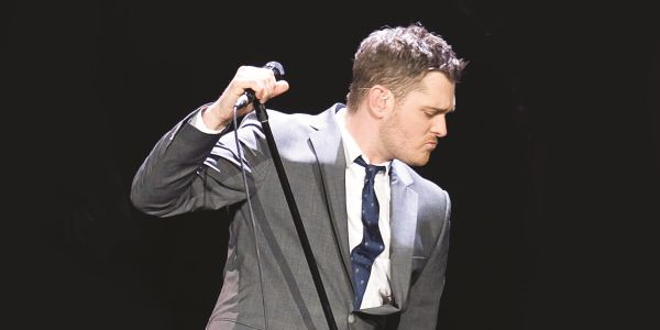 Michael Buble Concerts Tour Tickets