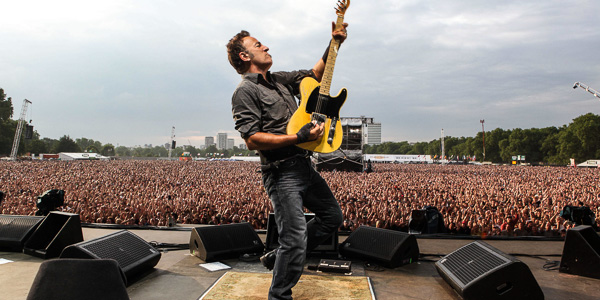 Bruce Springsteen Cconcerts Tour Tickets