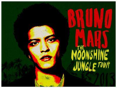 Bruno Mars Concerts Tour Tickets