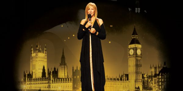 Barbara Streisand Concerts Tour Tickets