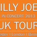 Billy Joel – UK Tour 2013