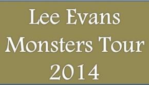 Lee Evans Tour Tickets