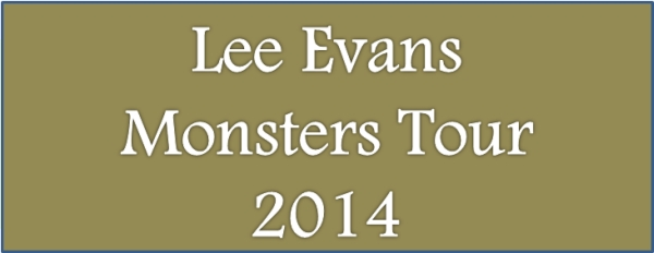 Lee Evans Tour Tickets
