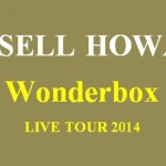 Russell Howard – Wonderbox Tour 2014