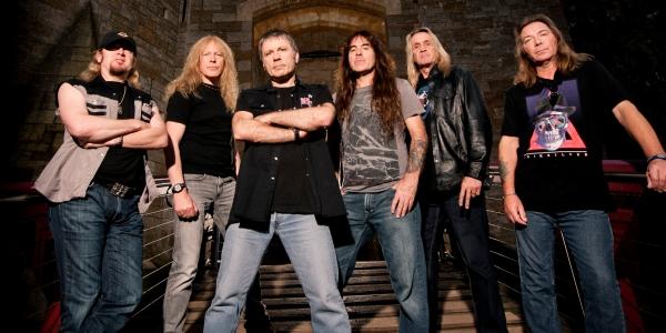 Iron Maiden Concerts Tour Tickets