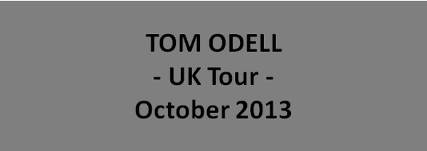 Tom Odell Concerts Tour Tickets