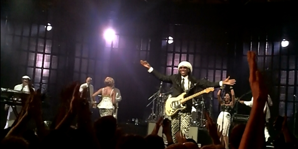 Nile Rodgers @ iTunes Festival