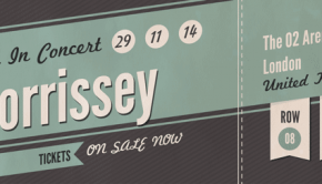Morrissey Concert Tickets London