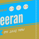 Ed Sheeran Tickets – Wembley Stadium 2015