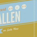 Lily Allen – UK Tour 2014