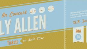 Lily Allen Tickets Concert Tour 2014