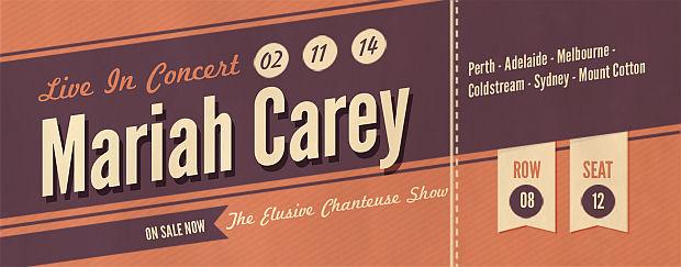 Mariah Carey Tickets Tour